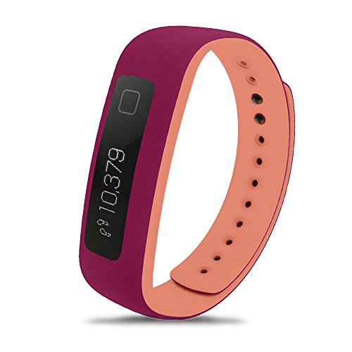 iFIT Vue Fitness Tracker, Sangria/Papaya Punch