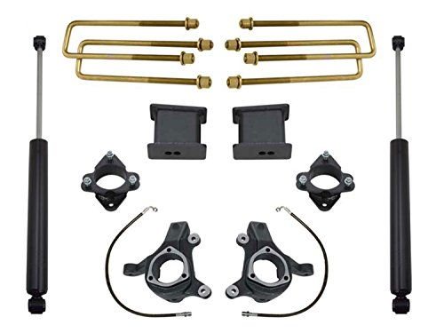 6 inch front lift kit - 2