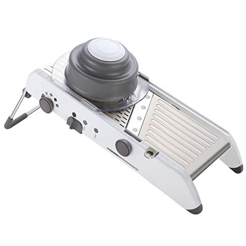 ❤️Jonerytime❤️18 in 1 Multi-Function Easy Food Chopper Vegetable Cutter Food Slicer White]()