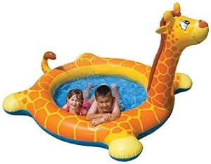 Intex 57434NP - Piscina infantil inflable de jirafa [Importado de Alemania]