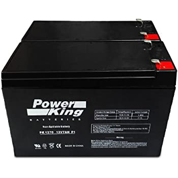 Amazon Com Mighty Max Battery 12v 9ah Replacement For