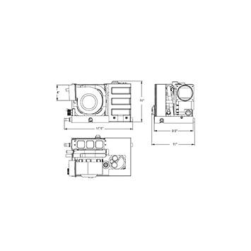 Aire acondicionado y calefactor marino PowertecOutboards: Amazon.es: Deportes y aire libre