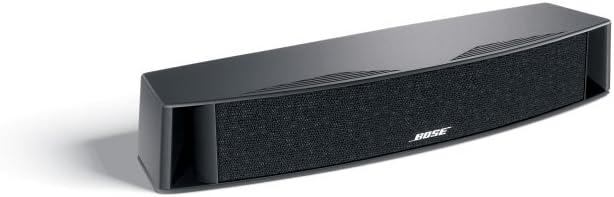 Bose VCS-10 Center Channel Speaker (Black) (Discontinued by Manufacturer)