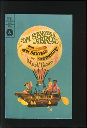 Book Tom Sawyer Abroad and Tom Sawyer Detective (Signet classics)