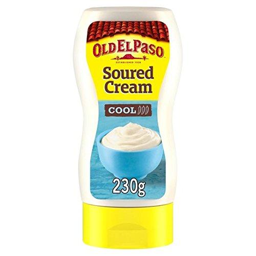 Old El Paso Squeezy Agria 230g De Crema: Amazon.es: Alimentación y bebidas