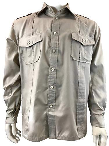 Indiana Jones Shirt Safari Raiders Costume (M)