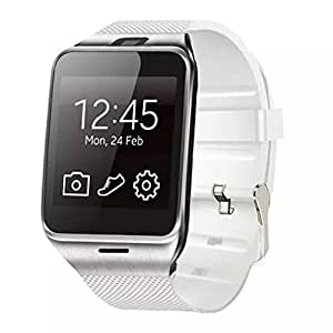Blues Ter Cool GV18 Bluetooth Smart Watch - Blanco GSM ...