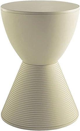 Taburete Kartell Philippe Stark.Kartell Prince Aha Stool Wax White By Philippe Starck