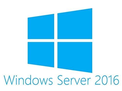 Windows Server 2016 Essentials 1-2 CPU ROK voor HP 871142-002
