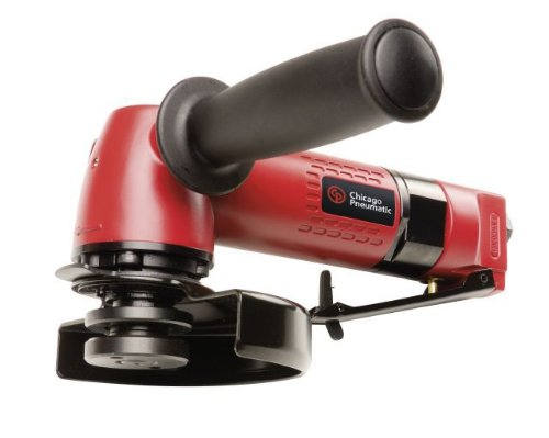 Chicago Pneumatic Tool CP9120CRN 4-Inch Heavy Duty Angle Grinder