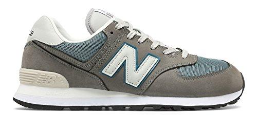 エンターテインメント手配するロシア(ニューバランス) New Balance 靴?シューズ メンズライフスタイル 574 Legacy of Grey Steel スティール US 7.5 (25.5cm)