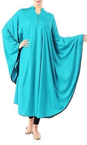 East Essence - Camisas - para mujer turquesa