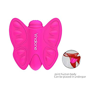 The butterfly sex toy with stimulator