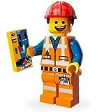 LEGO Minifiguren Movie Edition (Serie 12): Bauarbeiter Emmet