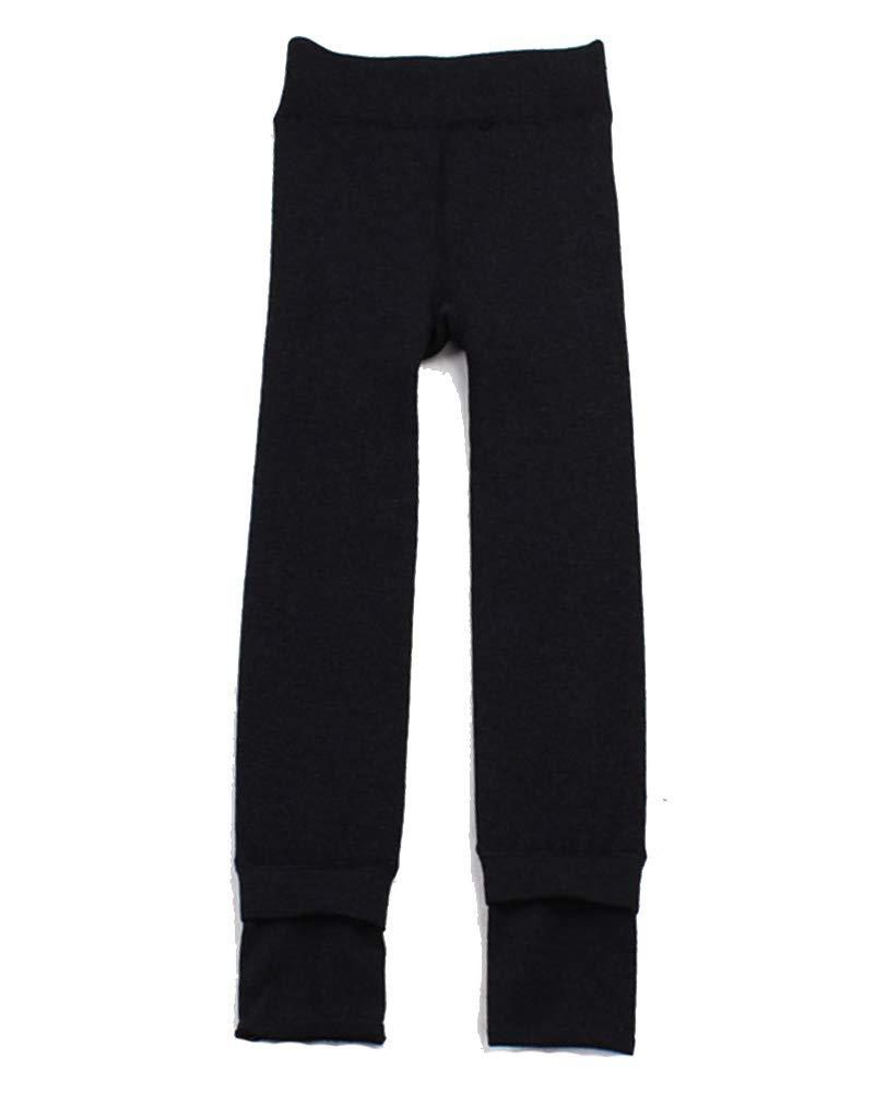 GladiolusA Ragazze Pantaloni Termici Bambini Inverno Leggings Addensare Caldo Leggins Jeggings