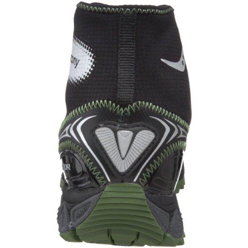 Saucony ProGrid Razor Trail Running Shoes Black Hm8fmb7