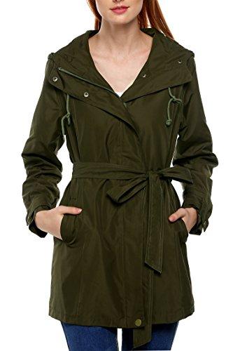 ANGVNS Stylish Ladies Sleeve Windcoat