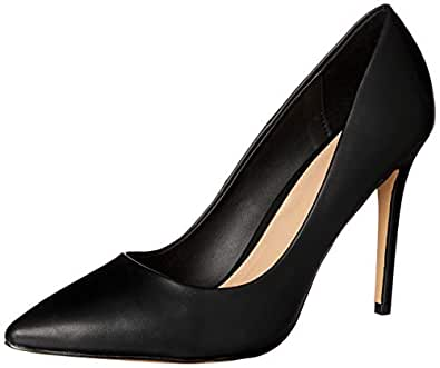 Novo Women's Insane Court Shoes, Black Smooth, 10 AU/US