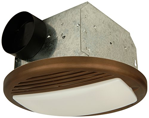 c84f022b8c2 Craftmade TFV50L-BZ 50 CFM Bathroom Exhaust Fan Light