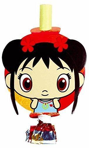 Kai-Lan Blowouts Favors 8ct Ni Hao
