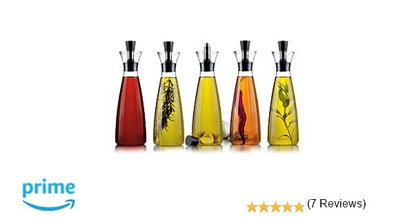 Eva Solo - Botella para Aceite o vinagre (0,5 l): Amazon.es: Hogar