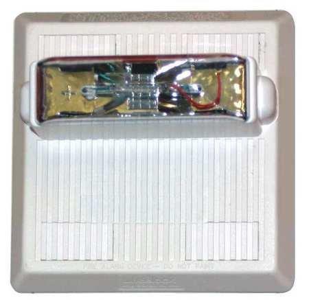 Multitone Horn, 12VDC, White, No LTR
