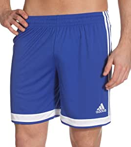 adidas Men's Valiente Short, Cobalt/White, Small