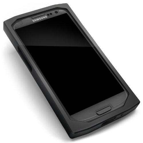 V-MODA METALLO Case for Samsung Galaxy SIII/SIII/S3 (Blac...