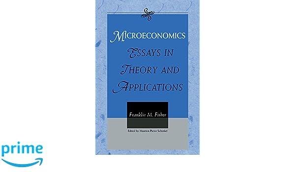 important topics in microeconomics