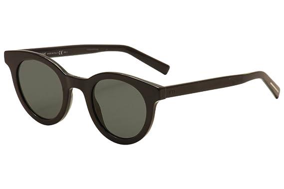 021d12c0db6 Christian Dior Homme Men s Black Tie 218S 218 S 807 2K Black Sunglasses 47mm