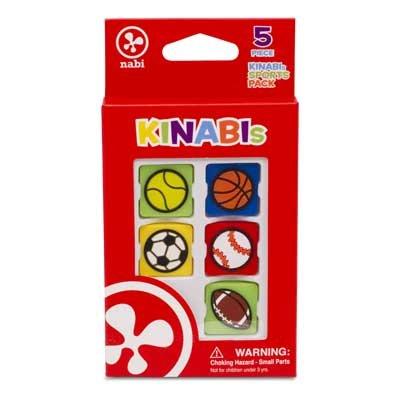 Fuhu Nabi 2 Kinabi Interests Pack, Sports (KINABI-SPORTS-01-FA12) (Best Price On Nabi 2)