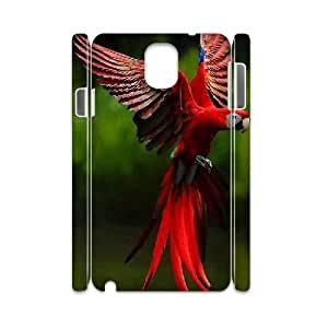 LTTcase Custom Parrot 3D Phone Case for samsung galaxy note3 n9000