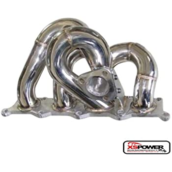 Turbo Manifold Exhaust Header for 1.8T Audi B5 A4 and Volkswagen B5 Passat
