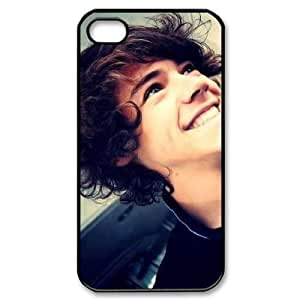 C-EUR Customized Print Harry Styles Pattern Back Case for iPhone 4/4S