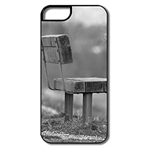 IPhone 5/5S Cases, Single Bench White/black Cases For IPhone 5S