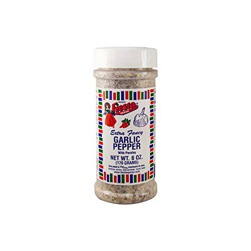 Bolner's Fiesta Extra Fancy Garlic Pepper Blend 6oz