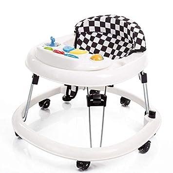 Moolo Andadores Andador de bebé con Bandeja de Actividades ...