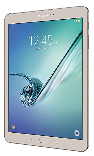Samsung Galaxy Tab S2 9.7 T819 LTE 32GB Gold - International Version, No Warranty, GSM only, no CDMA