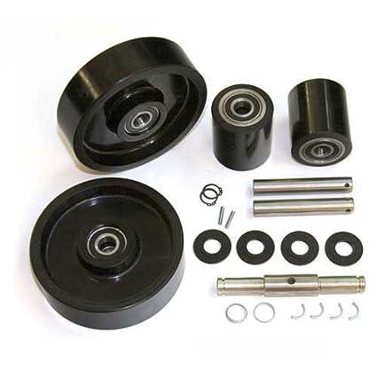 FOR Pallet Jack Steer Wheel Axle