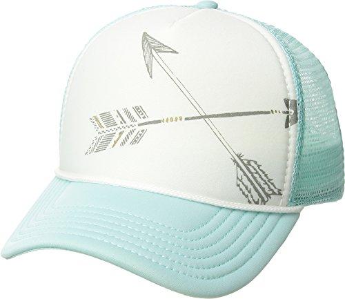 Womens Trucker Hat (Pistil Darlin, Mint, One Size)