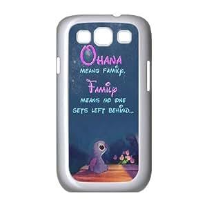JenneySt Phone CaseCute Stitch - Ohana For Samsung Galaxy S3 -CASE-2