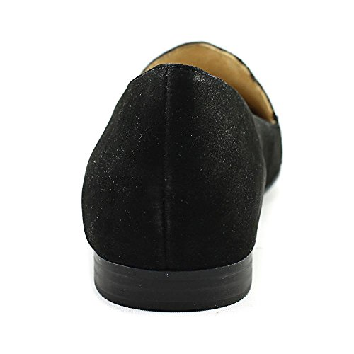 Mocassino Da Donna Emiline Slip-on Naturalizer Nero Stampa Nabuk / Serpente