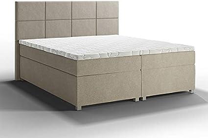 ECO SLEEP - Cama con somier Magic con canapé de 7 Zonas y ...