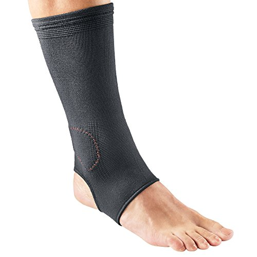 ACE Brand Compression Ankle Support, Small/Medium, America's Most Trusted Brand of Braces and Supports, Money Back Satisfaction Guarantee