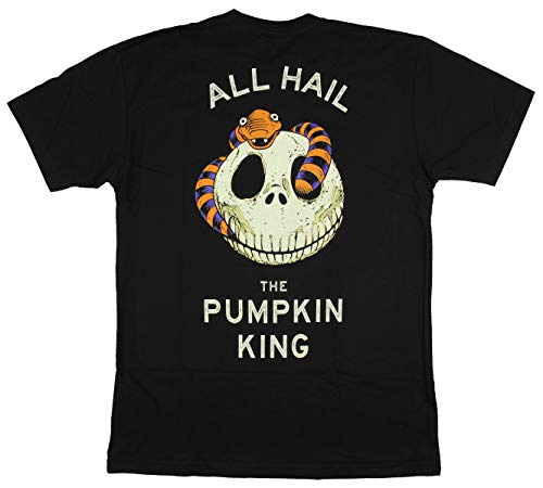 Nightmare Before Christmas Shirt Men's All Hail The
