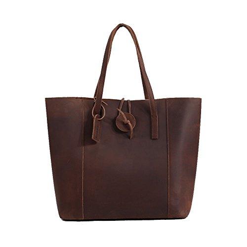 Super Quality Vintage Cowhide Baseball Glove Leather Tote Shopper Purse Shoulder Bag Handbag for Lady's Gift