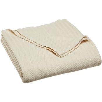 Organic Cotton Full/Queen Blanket, Natural
