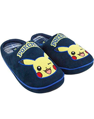 Pokemon Pikachu Men's Slippers