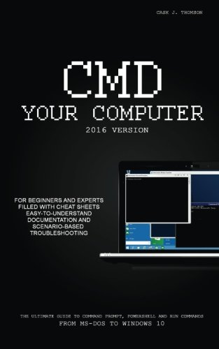 Cmd Your Computer  2016 Edition