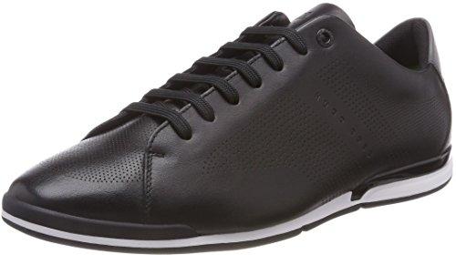 Boss Green Saturn_lowp_lux Hombres Sneakers Black Black